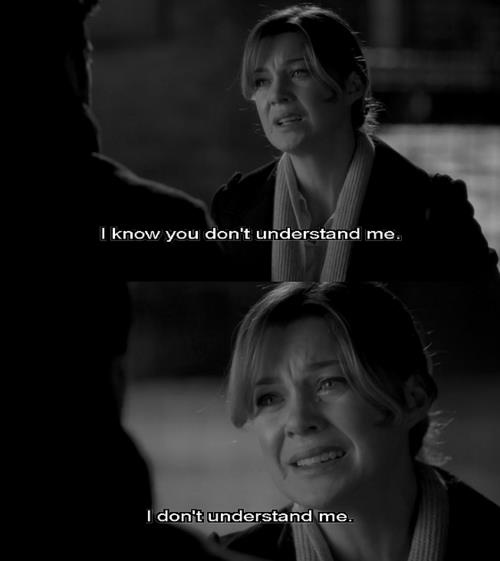 25+ Best Ideas about Meredith Grey Quotes on Pinterest ...