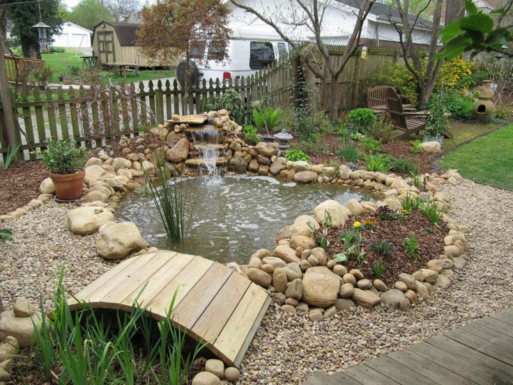 Best Outdoor Small Fish Pond