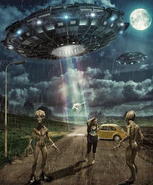 Cases of Alien Abduction and UFOs ****If you're looking ...