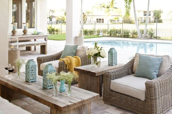 french country outdoor patio furniture French Country - Exterior/Patio - Images by Krista