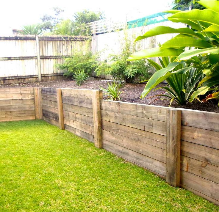 110 best diy retaining wall images on pinterest on retaining wall id=47137