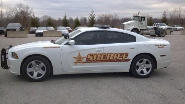 Clay County Sheriff Department 2012 Dodge Charger Police ...