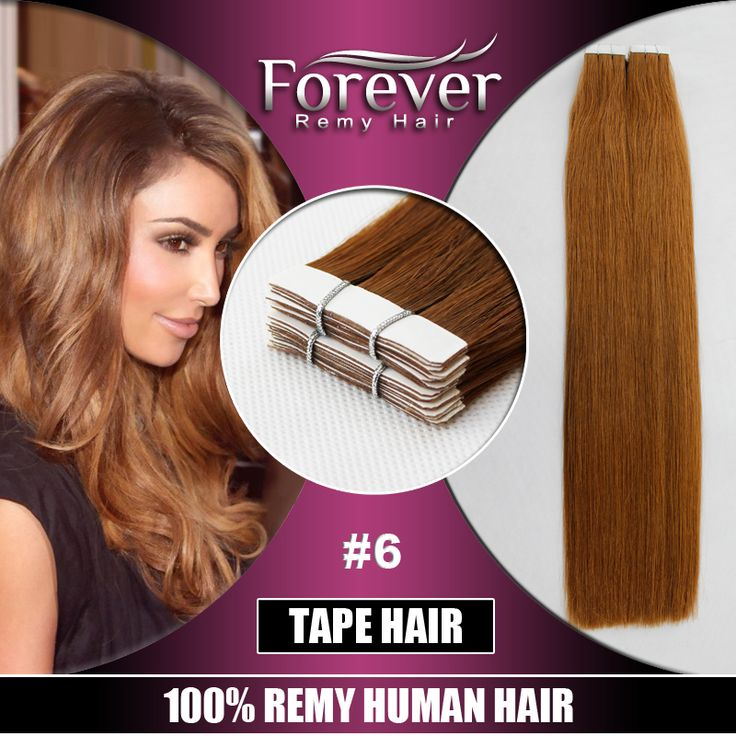 1000 Ideas About Tape Hair Extensions On Pinterest