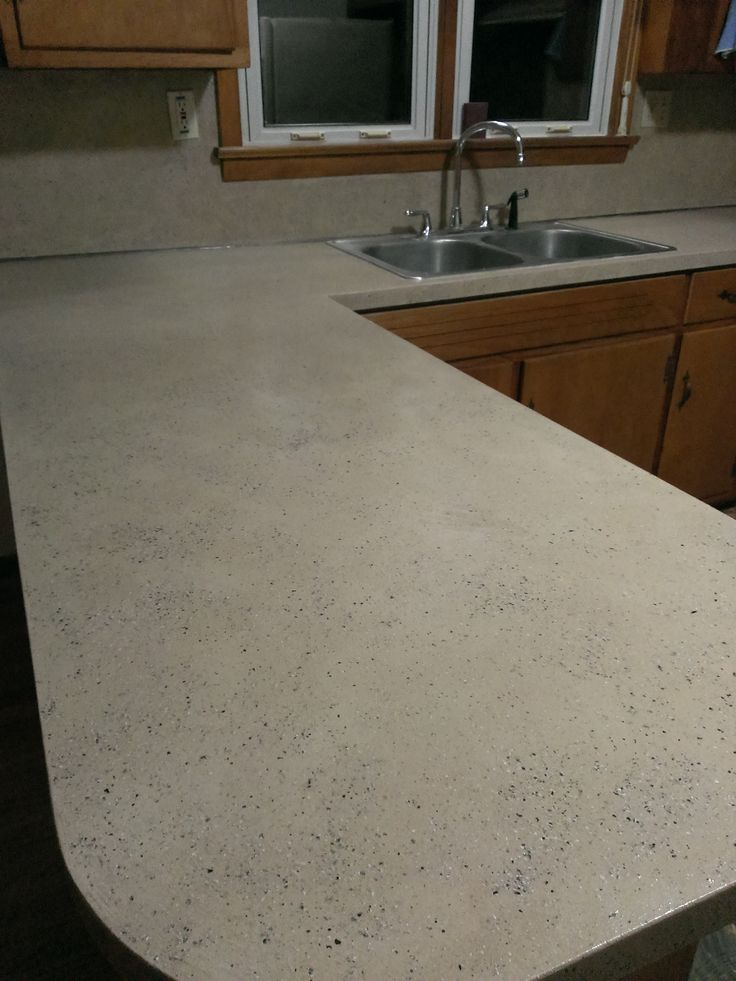 Use Daich Coatings To Paint Old Formica Laminate