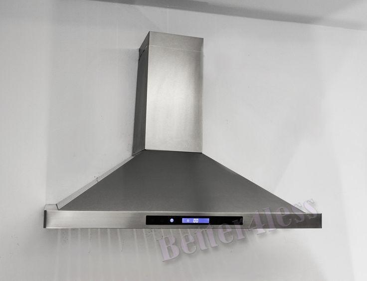 Kitchen Range Hood Vent Exhaust Fan