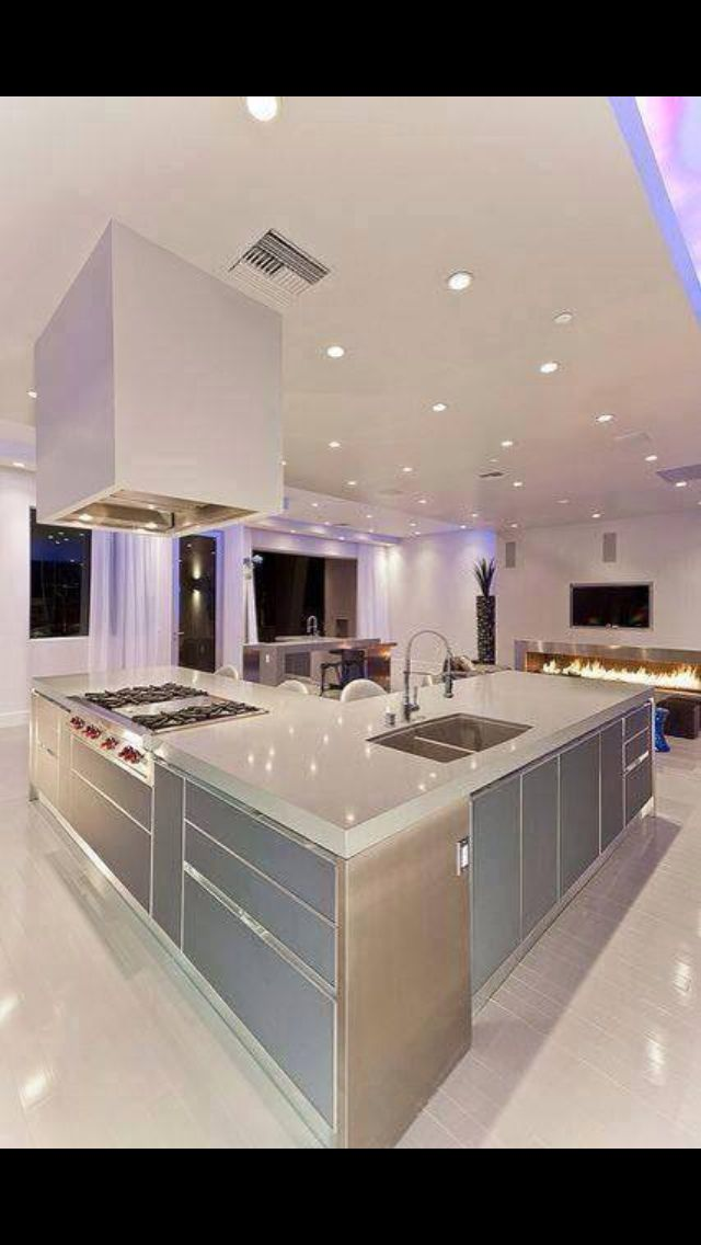 80 best images about Ultra Modern Kitchens on Pinterest ... on Ultra Modern Luxury Modern Kitchen Designs  id=87747