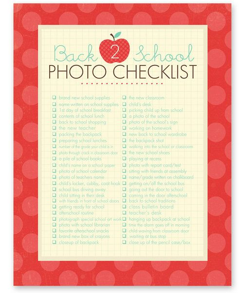 35 Must-Try Back-to-School Ideas – Positively Splendid
