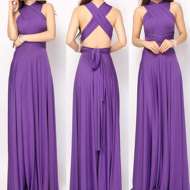 Diy Infinity Dress Poemsrom