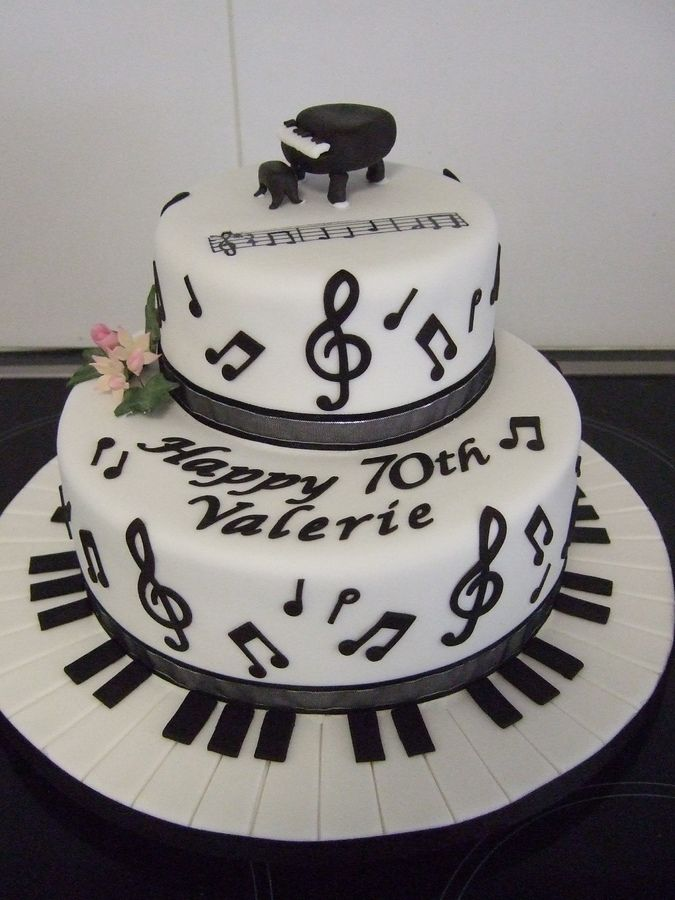 53 Best Images About Cakes Music On Pinterest Music