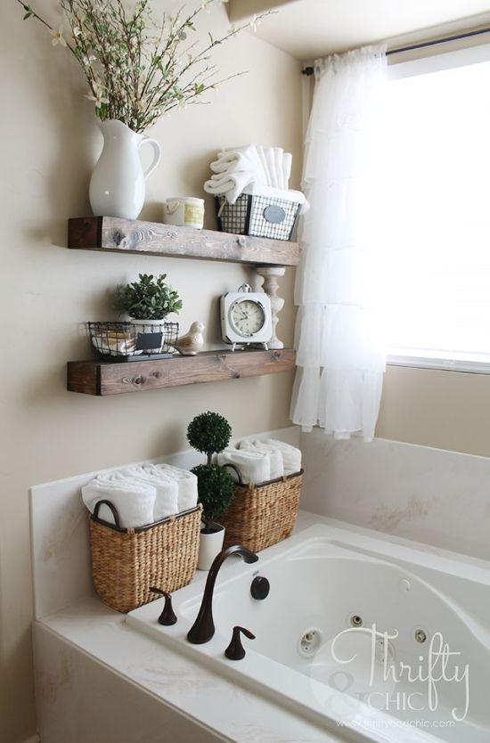 Image result for diy bathroom decor