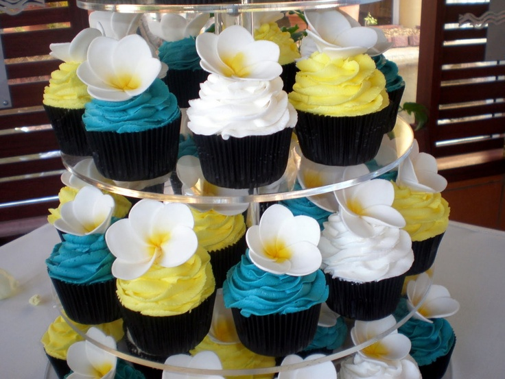 477 Best Images About Flower Cupcakes On Pinterest