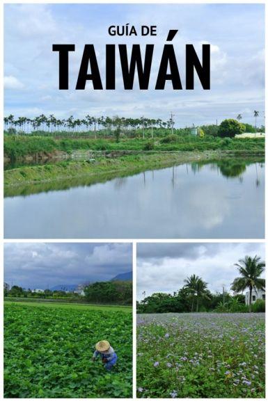 Guía con consejos e información práctica para viajar a Taiwán.: