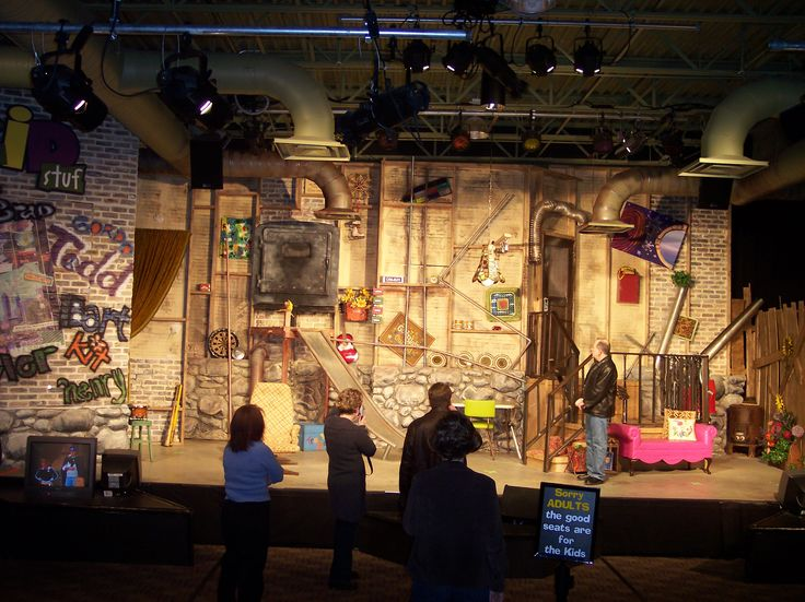 25 Best Images About Church -- Kids Stage Design/Decor On