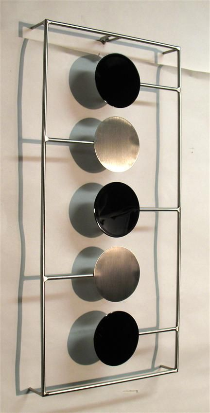 27 best images about modern metal wall art on pinterest on metal wall art id=68233