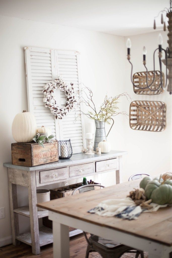 1000 Ideas About Farmhouse Dining Rooms On Pinterest
