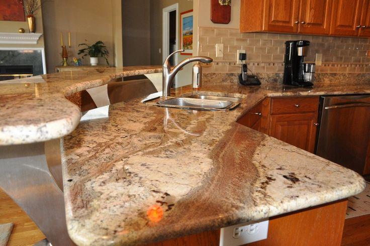 Excellent Typhoon Bordeaux Granite Countertops Wooden ... on Typhoon Bordeaux Granite Backsplash Ideas  id=39583