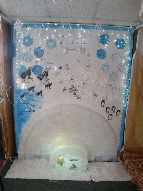 The Arctic Classroom Display Photo Photo Gallery
