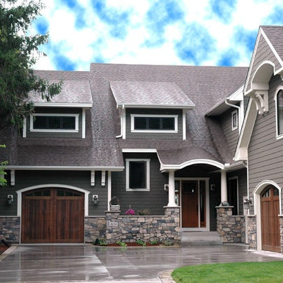 pictures of exterior house paint colors red roof design on exterior home paint ideas pictures id=60651
