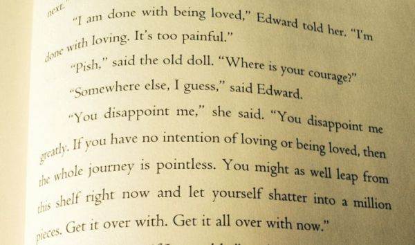 The miraculous journey of Edward tulane | Quotes ...