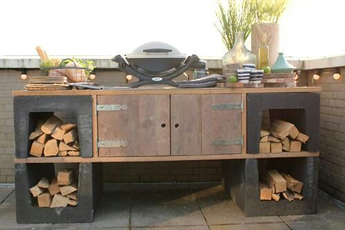491 best images about buitenkeuken veranda on pinterest gardens outdoor living and patio roof on outdoor kitchen ytong id=63786