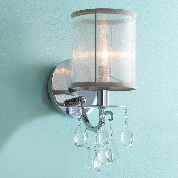 17 Best images about Bathroom Lighting on Pinterest ... on Crystal Bathroom Sconces id=82459