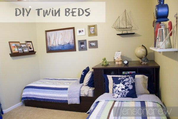 17 Best Ideas About Two Twin Beds On Pinterest Twin Beds