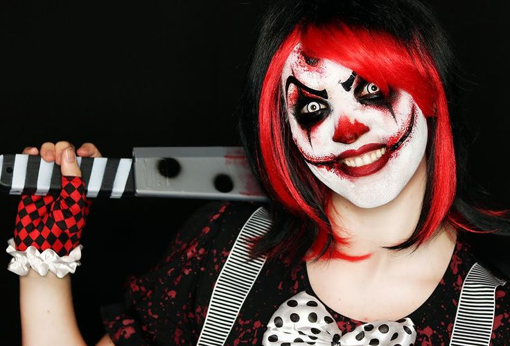 25+ Best Ideas About Scary Clown Costume On Pinterest