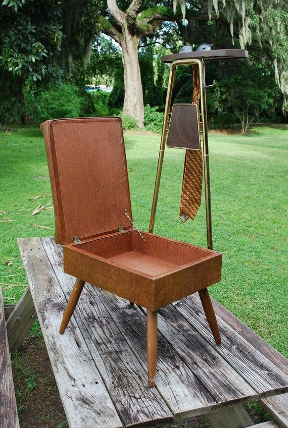 Vintage Mens Valet Butler Dressing Chair On Etsy 14500