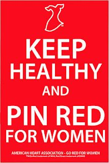 98 best images about Go Red For Women / American Heart ...