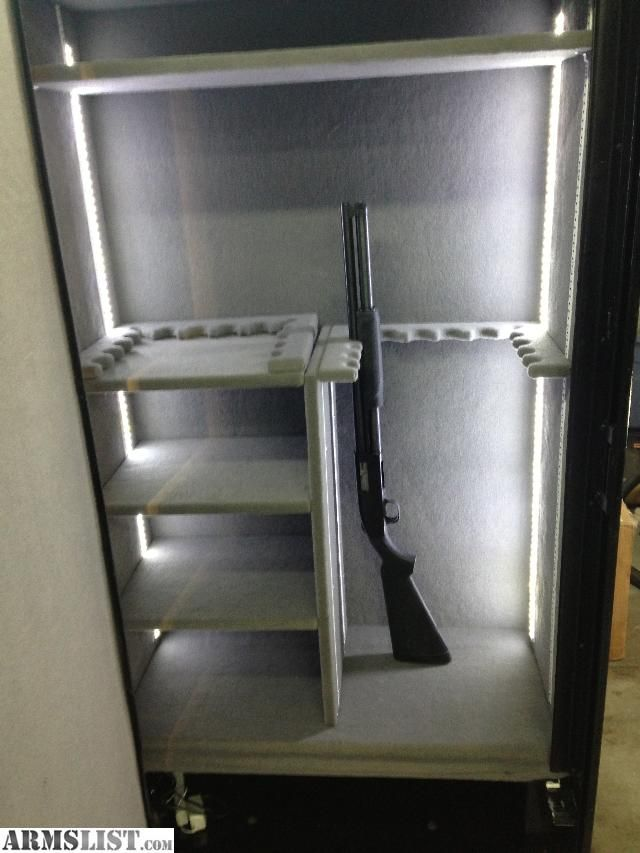 Converted Soda Machine To Gun Safe Man Cave Pinterest