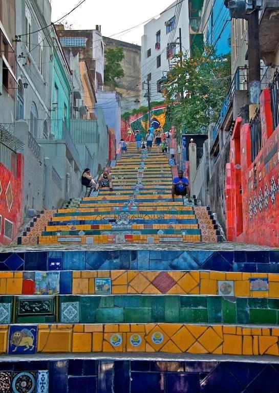 Rio de Janeiro, Brazil Such a great, diverse city. Everyone should go!