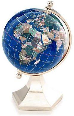 1000 Images About Gemstone World Globes On Pinterest