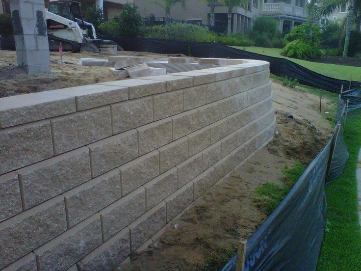 allan block classic collection retaining wall on retaining wall blocks id=63961