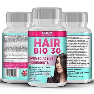 17 Best Ideas About Biotin Hair Growth On Pinterest