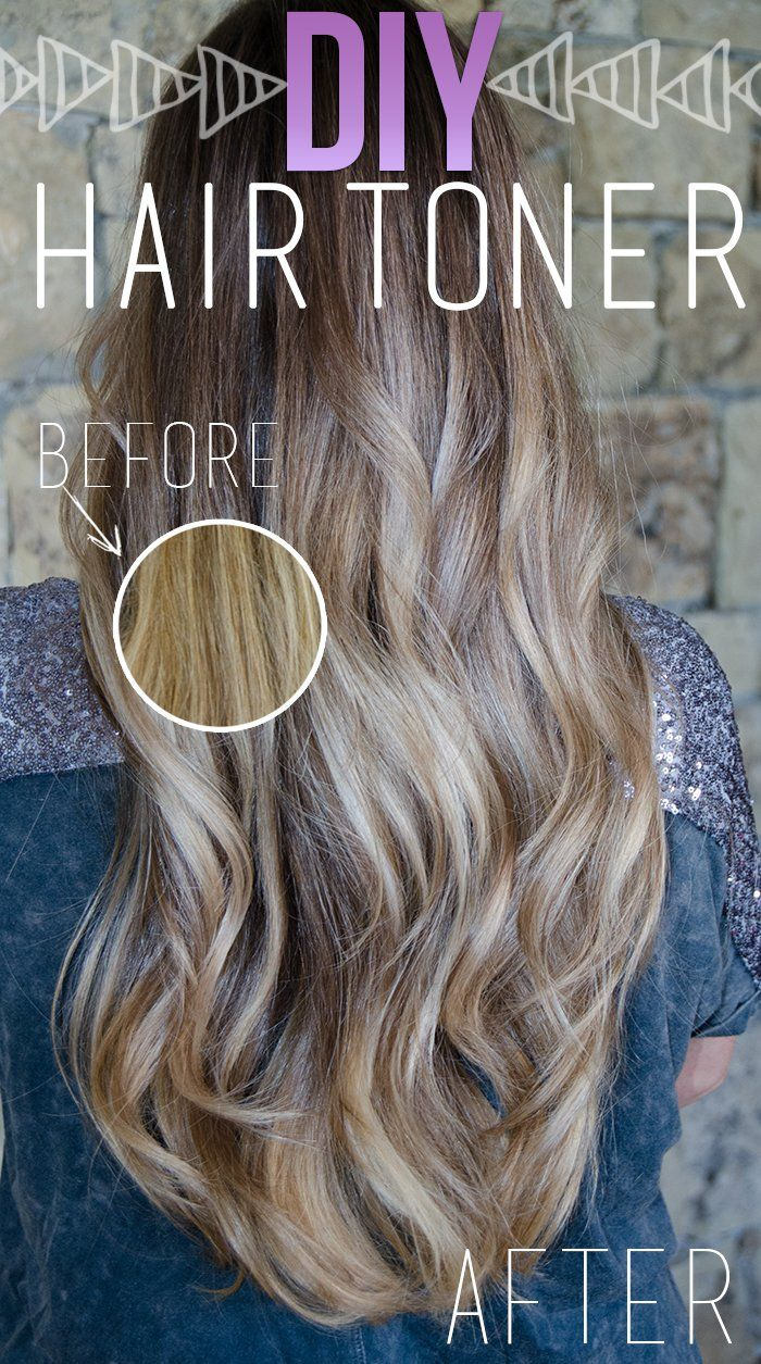25 Best Ideas About Hair Toner On Pinterest Blonde Hair