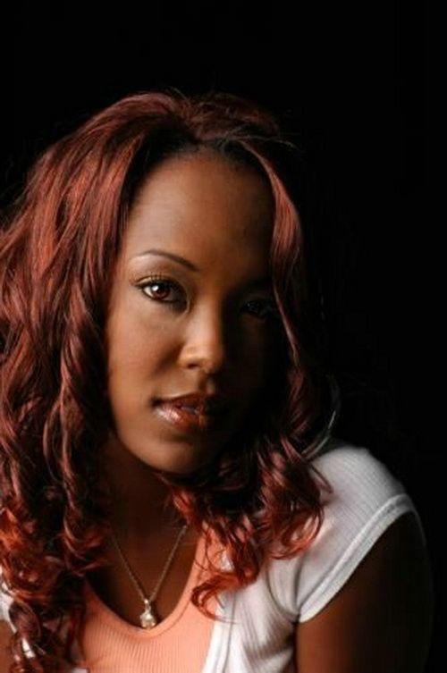 Burgundy Hair Color For Black Women Hair Color Ideas