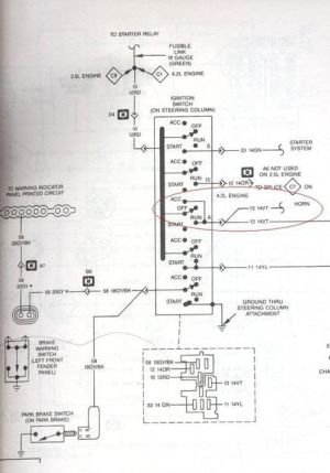 89 Jeep YJ Wiring Diagram |  JEEPWRANGLERYJElectricalServiceManualDiagramsSchematics