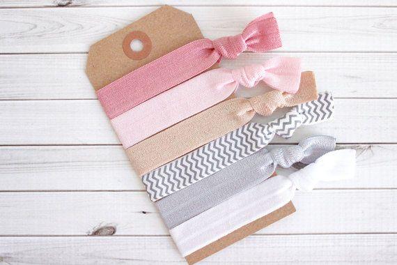 Best 25 Ribbon Hair Ties Ideas On Pinterest