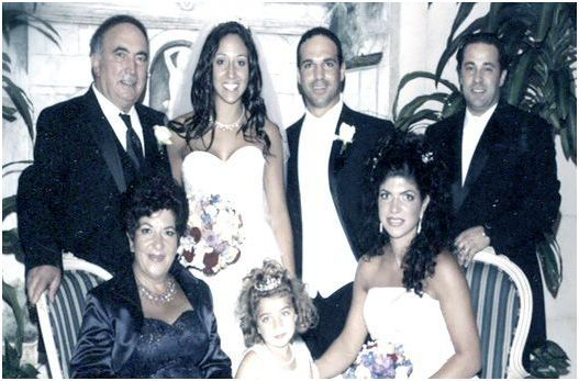 Melissa Gorga Wedding Real Housewives Of New Jersey