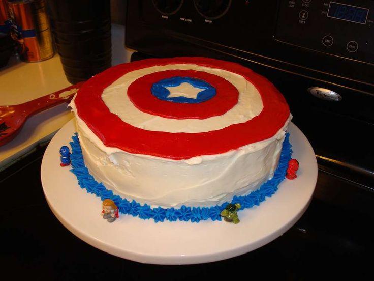 The Avengers Birthday Party Ideas Avengers Birthday
