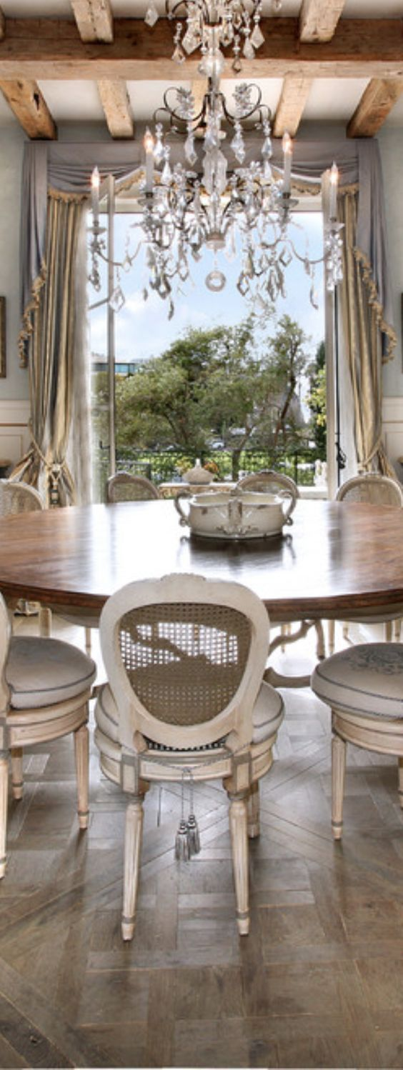 Best 25 French Table Ideas On Pinterest