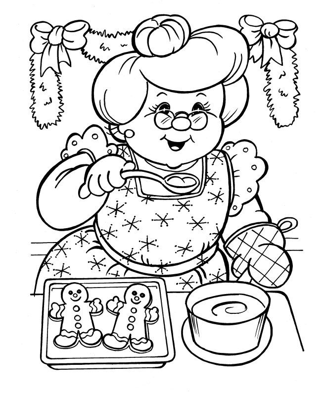 Christmas Coloring Pages – its normal I want these for myself right?