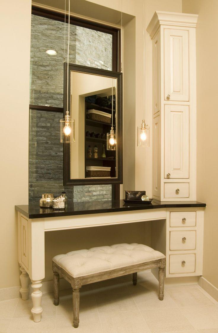 111 best images about makeup table vanity on pinterest on vanity bathroom id=84291