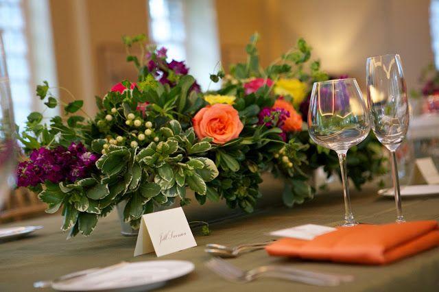 Wedding Wednesday: Rehearsal Dinner Decor