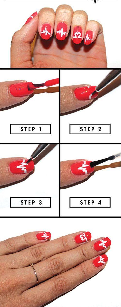 1000+ ideas about Beginner Nail Art on Pinterest | Nail ...