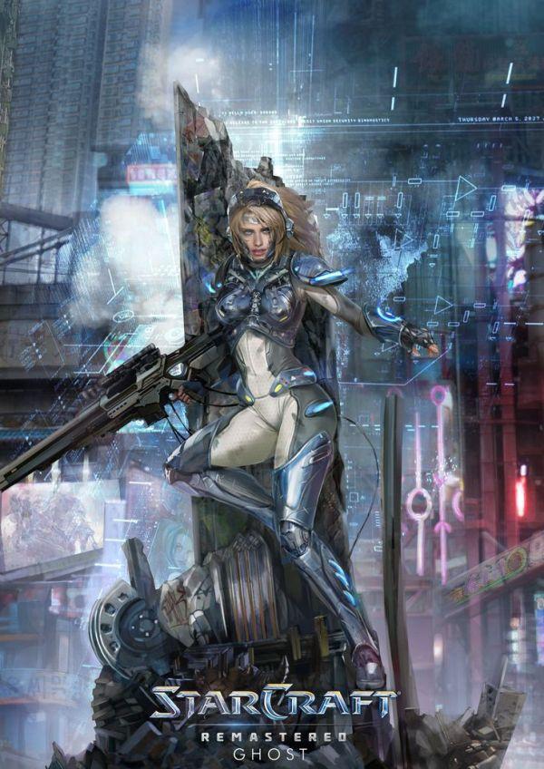137 best images about StarCraft on Pinterest | Cyberpunk ...