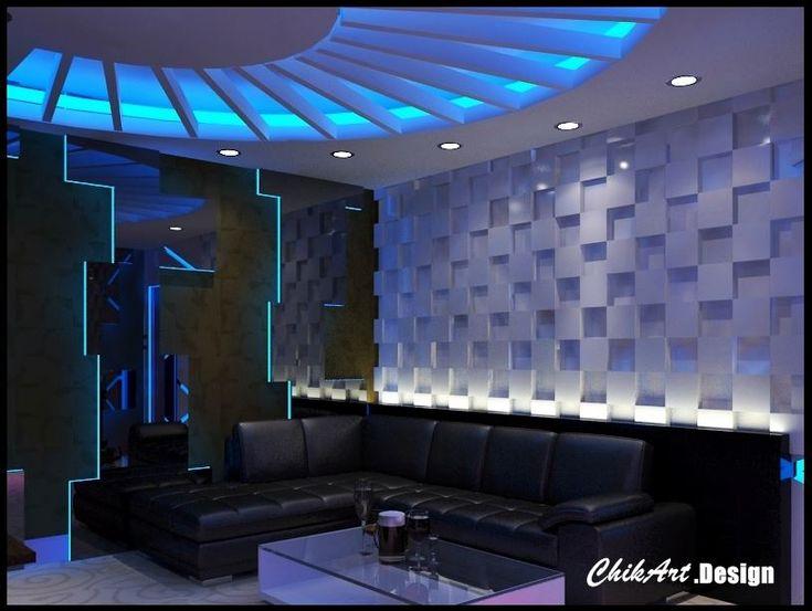 Karaoke Room Modern Minimalis Karaoke Room Pinterest