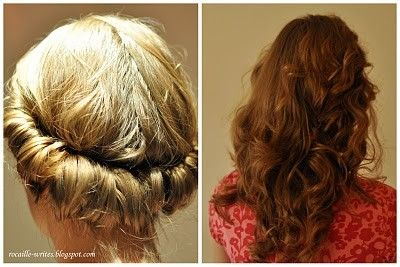 17 best images about hair ideas on pinterest digital perm messy waves and brooklyn decker hair