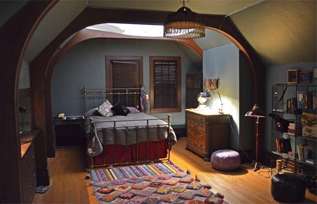 Violet Harmons Bedroom American Horror Story