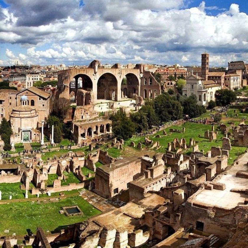 Image result for Palatine est rome